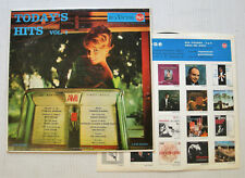 various artists TODAY'S HITS VOL.1 LP Italy RCA LPM 10091 Chakachas Perez Prado
