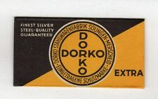 lamette da Barba da Collezione - DORKO EXTRA