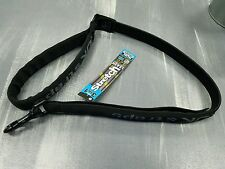 """ROK Straps Stretch 36"""" Leash For Large Dogs 60lbs Plus - Color: Black, New, Free"""