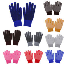 Anti-slip Horse Riding Pimple Palm Hands Protection Gloves Equestrian Tools