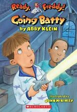 NEW! Going Batty (Ready, Freddy!) by Abby Klein  (J1)