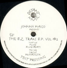JOHNNY FIASCO - The E.Z. Traks E.P. Vol 2 - Distant Music