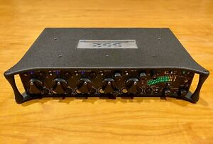 Sound Devices 552 5 Input Audio Mixer/Recorder - EXCELLENT condition with Bag!