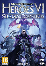 Might & and Magic Heroes VI 6 Shades of Darkness PC Brand New Factory Sealed