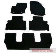 Velours Fußmatten für Ford Galaxy II WA6 7-Sitzer ab Bj.05/2006 - 2010