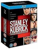 STANLEY Kubrick 7 Películas Película Colección Nuevo Blu-Ray Región B