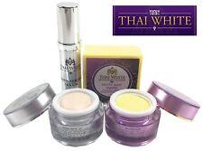 THAI WHITE Ultra Whitening Set Dark Spots Melasma Acne Blemishes Skin Lightening