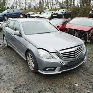 2010 MERCEDES E350 CDI W212 Front End Salvage Breaking Wheel Nutt.