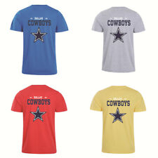Dallas Cowboys Football T-Shirt Summer Casual Cotton Short Sleeve Tee Shirt Gift