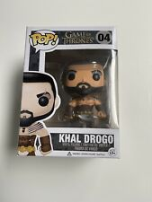 Game of Thrones Khal Drogo Funko POP! #04
