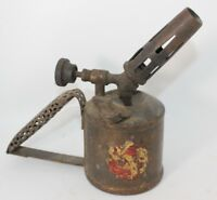 Monitor 42 Vintage Brass Blow Lamp Torch