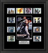 Robocop 1987 Framed 35mm Film Cell Memorabilia Filmcells Movie Cell Presentation