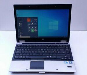"HP 8440P Core i7 2.8GHz 8GB RAM 1TB HDD 14"" Win 10 GRADE A  1600 X 900 (DVBL) R1"