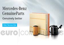 Genuine Mercedes Vito 639 - Filter Service Kit OM651 - Oil, Fuel & Air Filter