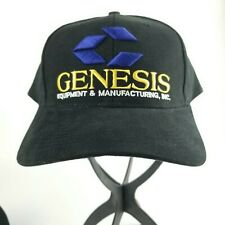 Genesis Equipment And Manufacturing Company Operator Embroidered Baseball Hat