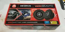 "New pair WDX6MOTO 6.5"" 2-Way DB Speakers 350 Watts max 150 rms ea. 4 ohm"