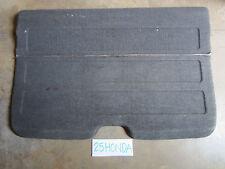 1988-1991 Honda CRX SI Rear Cargo Cover Black Ultra Rare EF CR-X