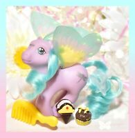 ❤️My Little Pony MLP G1 VTG 1988 Summerwing Summer Wings High Flyer Dragonfly❤️