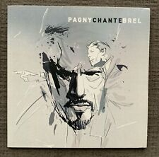 Florent Pagny - Chante Brel - Cd album PROMO - Pochette carton - France