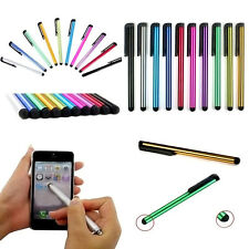 10x Stylus Metall Touchpen Eingabestift Pen Tablet iphone ipad Universal~