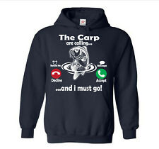 Carp Fishing Hoodie Funny Gifts