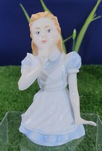 """ALICE IN WONDERLAND BRONTE """"ALICE"""" CANDLE SNUFFER LIMITED EDITION"""