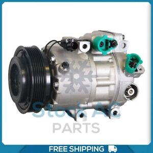 A/C Compressor VS18M for Santa Fe / Sorento QR