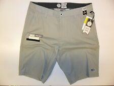 f716e50d32a0 SALTY CREW Men's Walk Shorts PLANNER - SLV - Size 31 - NWT