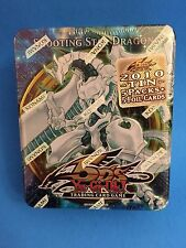 ( SHOOTING STAR DRAGON ) 2010 Collectors Tin - Sealed New! - Yu-Gi-Oh! Stardust
