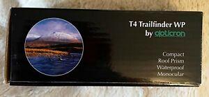Opticron 30711 T4 Trailfinder WP 10x25 Monocular - Black