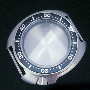 41mm Stainless Steel Watch Case Set Sapphire Glass Shell for NH35A/NH36 Movement