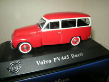 1:43 Atlas Edition Volvo Collection Volvo PV445 Duett rot/red in VP