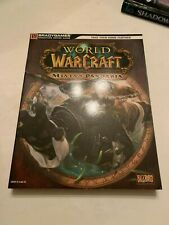 2012 World Of Warcraft Mists Of Pandaria Bradygames Signature Series Guide