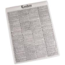 "50 Sheets Newsprint Deli Wrap Paper 16""x12"" Wax Paper Party Supplies"