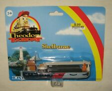 Theodore Tugboat (Made by Ertl) New in Box Sealed (Shelburne) 1998