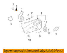 GM OEM-Side Air Bag Retainer 10291929