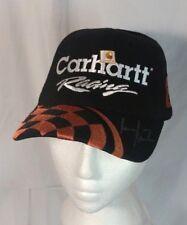 Carhartt Racing Marc Miller Autographed Hat Cap Embroidered Logo CASCAR