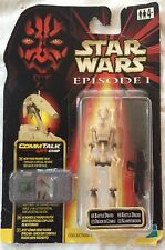 Star Wars Figurine Droïde de Combat Avec CommTalk chip inclus.