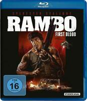 RAMBO-FIRST BLOOD - STALLONE,SYLVESTER/CRENNA,RICHARD   BLU-RAY NEUF