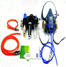 3 in 1 Safety Supplied Air Fed Respirator System With 7502 Half Face Gas Mask