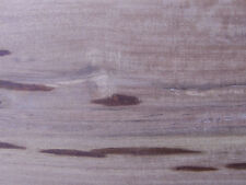 """Quina Wood Sample (1/2"""" x 3"""" x 6"""") for Collection, Crafts, Intarsia, Knives"""