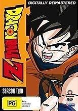 Dragon Ball Z Remastered Uncut Season 2 (Eps 40-74) NEW R4 DVD