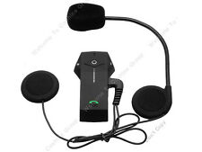 Soft Line Headphone Earpiece Mic For Portable T-COM COLD FDC Bluetooth Intercom