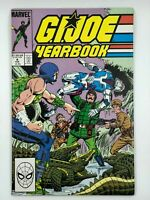 1988 G.I. Joe Yearbook #4 Marvel Copper Age COMIC BOOK