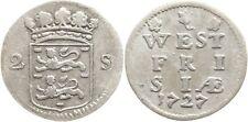 Niederlande, Westfriesland, 2 Stuiver 1727