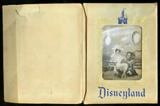 "DISNEYLAND ""Fun Photo"" w Damaged Mailing Folder MERMAID SUBMARINE Deep Sea Diver"