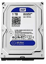 WD BLUE Desktop 3.5 inch Internal Hard Drive (SATA 6Gb/SEC 1 TB) 5400RPM