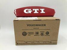 OEM NEW GENUINE VOLKSWAGEN GOLF MK7 GTI 5G RED BRAKE CALIPER PLATE 5G0698221