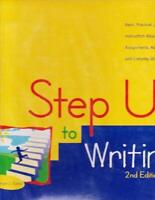Step Up To Writing Grades K-3 by Maureen Auman