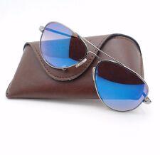Randolph Concorde Gun Oasis Mirror 57 CR7R406NY USA Authentic New Sunglasses